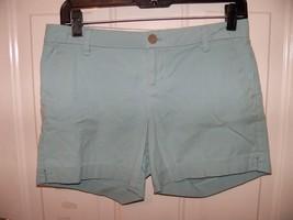 Old Navy Prep Aqua Short Shorts Size 2 Women's  EUC - $16.20