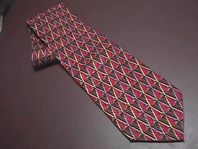 Tie daniel de fasson reds   browns 01