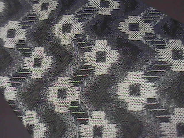 Daniel De Fasson Silk Hand Made Neck Tie Greens