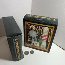 Avon Barber Shop Duet Mustache Comb & Wild Country Soap 5 oz New in Box ... - $8.79