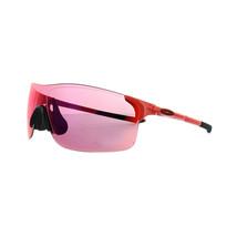 Oakley Men Sport Sunglasses OO9383-05 Red Plastic Frame Red Anti-Reflective Lens - $108.89