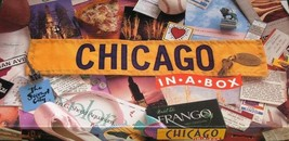 Chicago-In-A-Box Board Game by Late for the Sky - $24.75