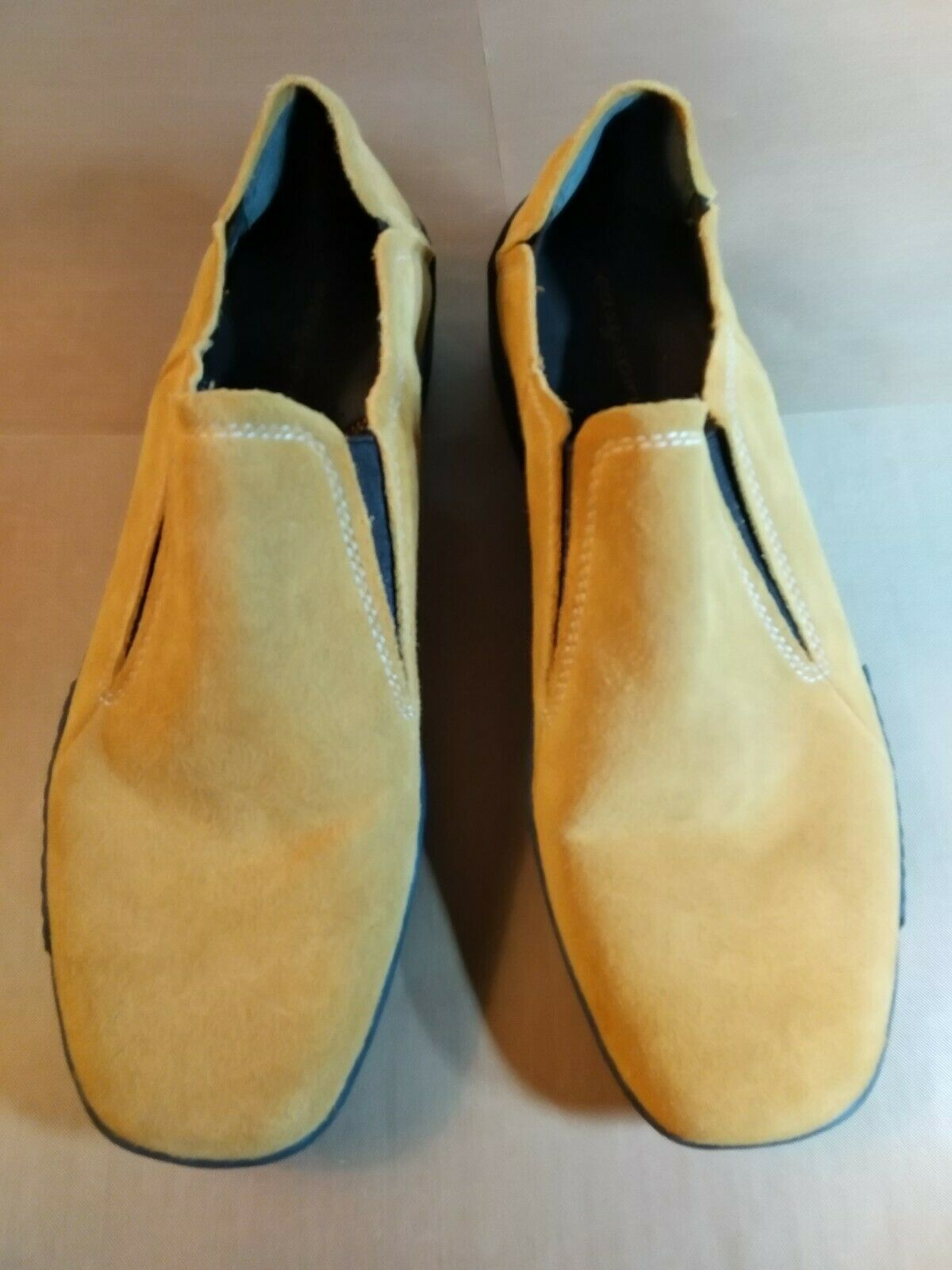 Easy Spirit Soft Suede AMORETTE Slip On Casual Shoes size 8 M Womens - $16.78