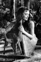 Audrey Hepburn as Rima in Green Mansions 18x24 Poster - $23.99