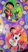 Coco Movie Wrapping Wrap Paper 2-Sheets Decoration Day of The Death Hall... - $14.80