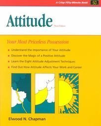 Attitude by Elwood N. Chapman (1995, Paperback)