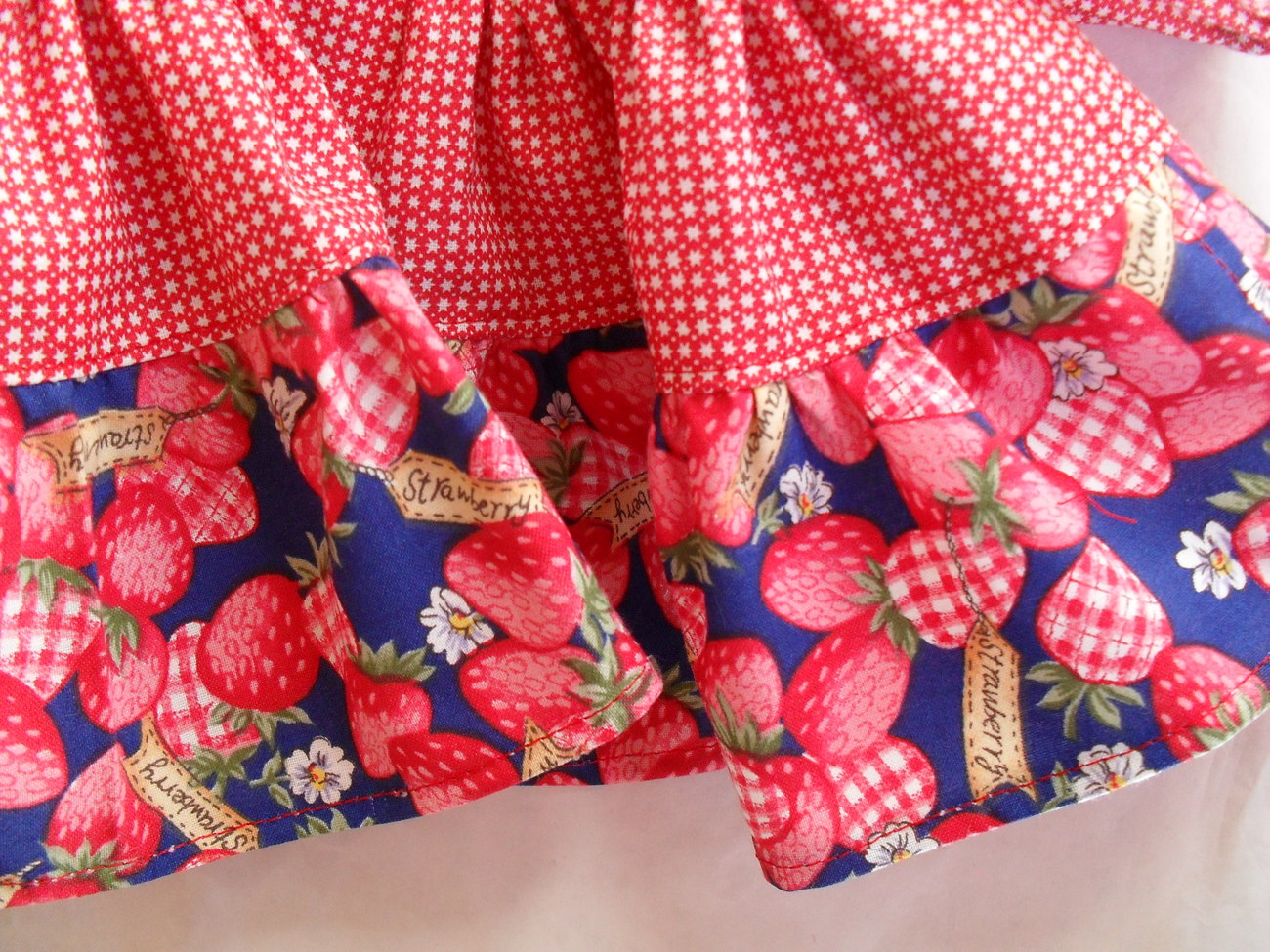 .HandMade Doll Clothes fits 16 Cabbage Patch 2 piece set