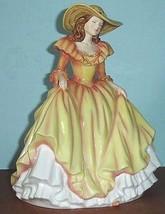 Royal Doulton HEARTFELT WISHES Pretty Ladies Hand Signed Figurine HN5421... - $209.90