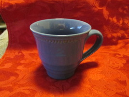 Craft Colors by Dansk Blue Coffee Cup - $3.99