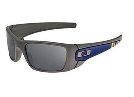 OAKLEY 009096 B6 FUEL CELL Matte Onyx/Black Iridium Authentic Sunglasses  - $96.03