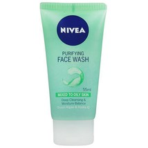Nivea Purifying Face Wash For Mixed to Oily Skin 150ML - $11.89