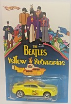 Hot Wheels Custom  Bentley Continental Beatles Limited Edition Beatles 1 /25 Hot - $85.99