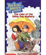 The Case of the Rainy Day Mystery (Jigsaw Jones Mystery, No. 21) James P... - $2.72