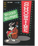 Bugs Bunny Showtime Comic Book #86 Gold Key 1962 VERY FINE+ - $53.13