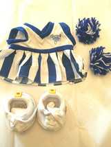 Build A Bear Cheerleader Outfit with Accessories - $19.99