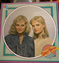 Sweet Valley High VTG 1988 Milton Bradley 250 PC Puzzle NEW Double Love 4965-1 - $49.95