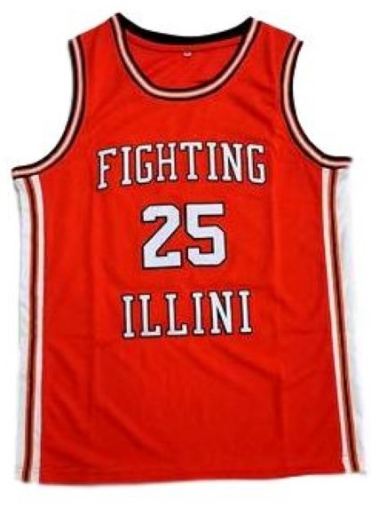 Kenny anderson fighting illinois orange  1