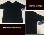 Croft barrow navy blue xl mens shirt web collage thumb155 crop