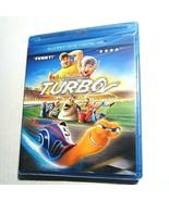 Turbo (DVD ) -  NEW & SEALED  - $7.91