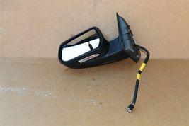 13-17 GMC Terrain Power Door Wing Mirror w/ Blind Spot Driver Left LH (10wire) image 5