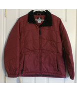 NEW  ALTREC MEDIUM WOMEN'S UTILITY TOASTY PUFFER JACKET MERLOT - $33.31