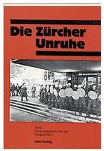 Die Zu?rcher Unruhe: Texte (German Edition) image 1