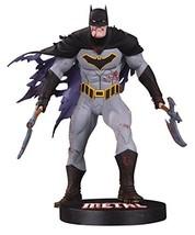 DC Collectibles DC Designer Series: Metal Batman by Greg Capullo Resin S... - $162.36