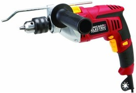 1/2 In. Heavy Duty Variable Speed Reversible Hammer Drill - $58.75