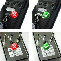 [Express] Samsung SHS-H700 Biometric Fingerprint Door Lock English Interface image 4