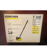 Karcher Pressure Washer T300 Deck and Driveway Cleaner NEW - $29.95