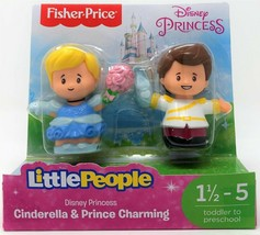 Little People Cinderella und Prinz Charming Figur Spielzeug - $14.41