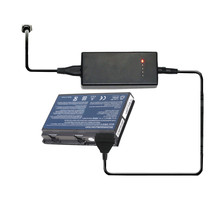 External Laptop Battery Charger for Acer Travelmate 7220 Series Battery - $52.68