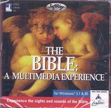 The Multimedia Bible (Jewel Case) - $4.99