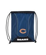 "Officially Licensed NFL Chicago Bears ""Doubleheader"" Backsack, Navy, 18""... - $24.99"