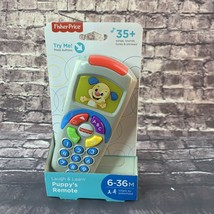 Fisher Price Laugh N Learn  Puppy's Remote Toy - $16.82