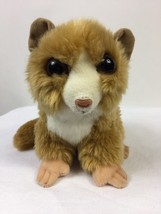 Wild Republic Mouse Lemur Plush Big Eye Primate Stuffed Animal Toy Lovey... - $14.84