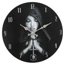 MDF Gothic Prayer Wall Clock 14630 - $18.20