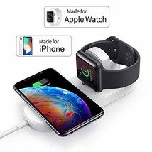 Wireless Charger for Apple Watch, OSMCELL Magnetic Wireless Charger 2 in... - $51.63