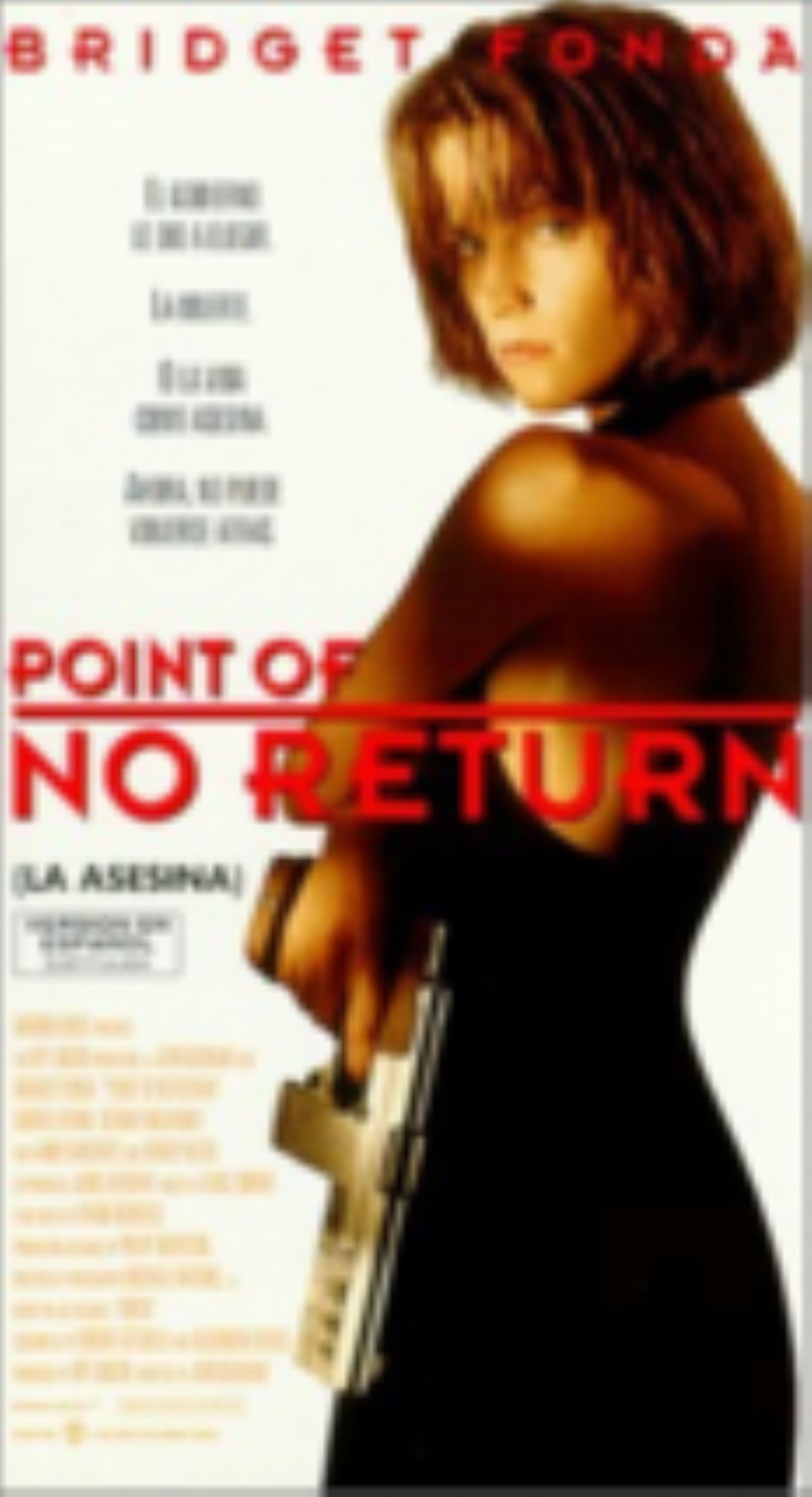 Point of No Return Vhs