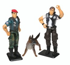 "GI Joe 3.75"" 2-Pack with Dusty and Law & Order - A Real American Hero Co... - $42.39"
