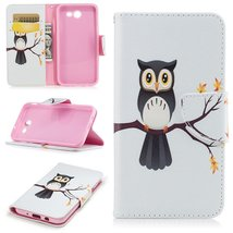 Galaxy J3 2017 Case,XYX [An owl][Double Sided Design] [Kickstand][Card S... - $3.95