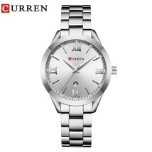 CURREN 9007 Luxury Women Watch Famous Brands Gold Fashion Design Bracelet Watche - $38.38
