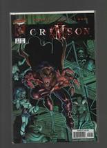 Crimson #2 - June - Cliffhanger! - Augustyn, Ramos, Hope. We Combine Shi... - $5.64