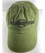 2020 Shot Show Olive Green Surefire Adjustable Back Cap - $29.69