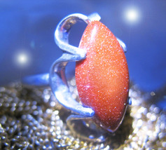 CASSIA4 HAUNTED RING ELIMINATE KARMIC SUCCESS DEBTS OFFER ONLY MAGICK 7 SCHOLARS - $166.89