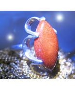 Goldstone haunted ring thumbtall