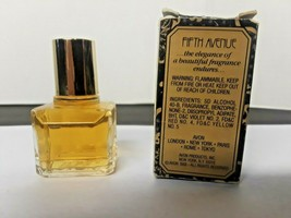 Vintage .5oz. Avon Fifth Avenue Perfume  1988 with Box - $3.96