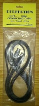 Perfektion 10ft MIDI Connecting Cable Male Patch CordWire 5pin 5mm Model... - $12.99