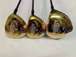 Women Golf Clubs Maruman Majesty Prestigio9 Golf Full Set Driver + Fairway Woods - $1,385.24