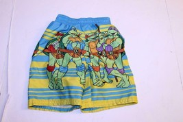 Toddler TMNT Teenage Mutant Ninja Turtles 3T Swim Shorts - $9.49